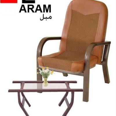 مبل اداری نوید مدل Aram E
