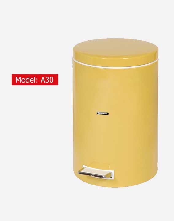 سطل زباله اداری شفق مدل A30