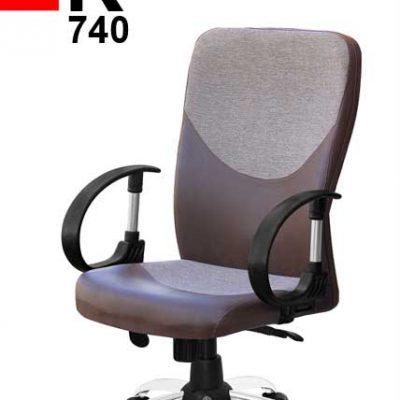 صندلی کارمندی نوید مدل K740