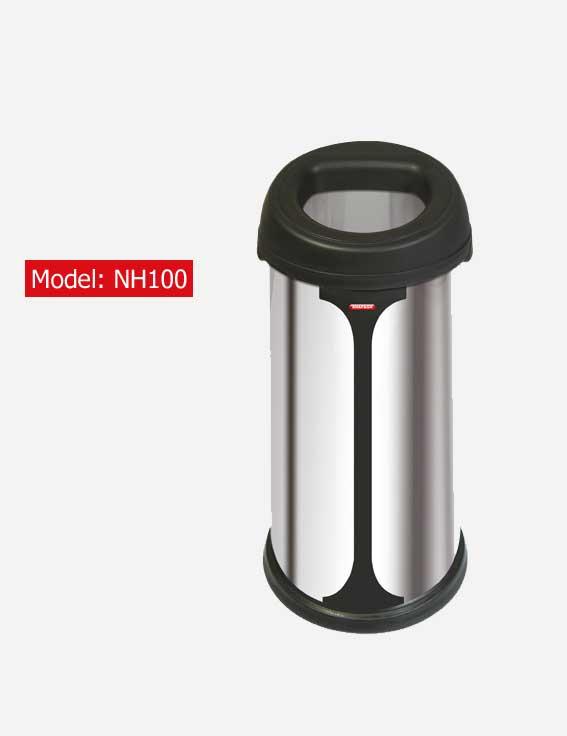 سطل زباله اداری شفق مدل NH100